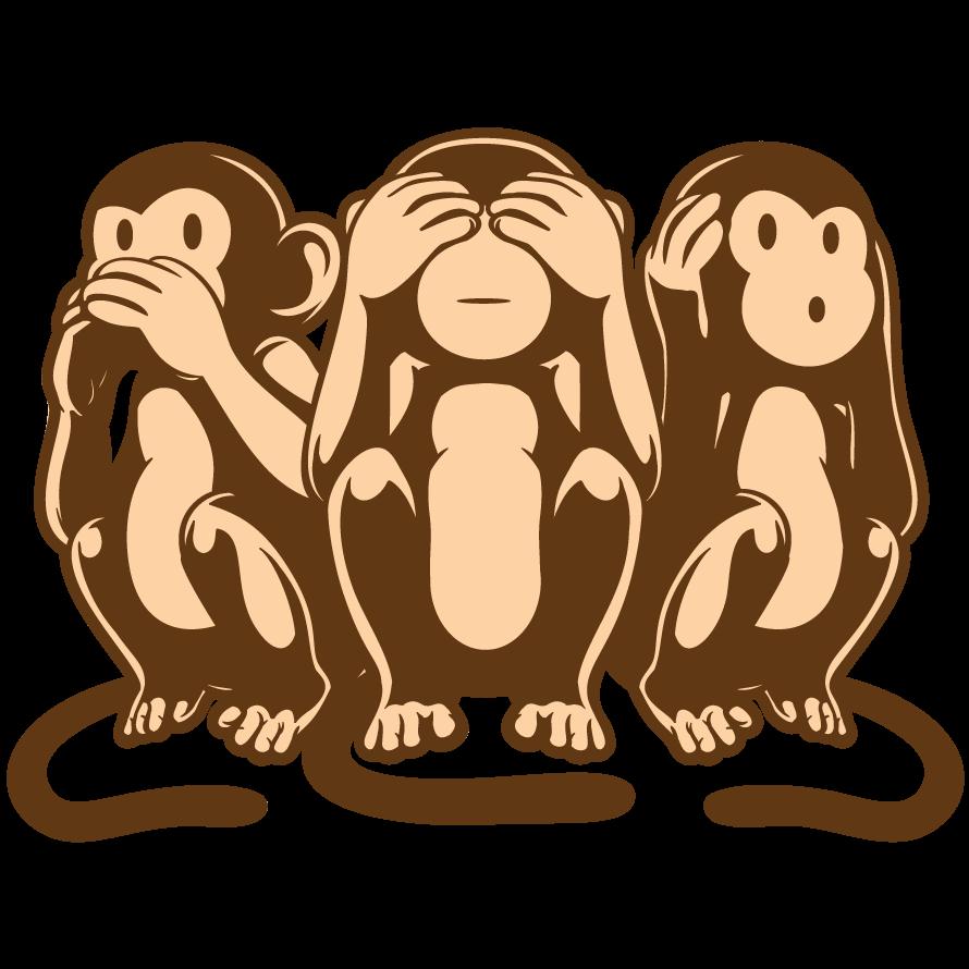 Free Wise Monkeys